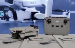 Drone DJI Mini 2 câmera 4K