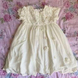 Vestido infantil tamanho 8