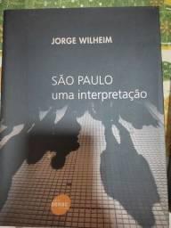 Título do anúncio: Livro São Paulo: uma interpretação<br><br>Jorge Wilheim<br><br>