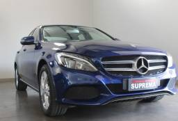 Título do anúncio: Mercedes C 180 AVANTGARDE 16/17 1.6 156cv 4P