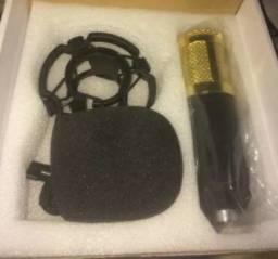 Microfone Condensador Condenser