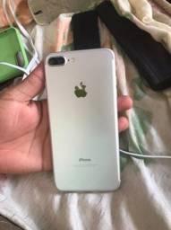iPhone 7 Plus 128GB 1600 pra hj