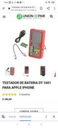 Testador De Bateria Dt-1601 Para iPhone 4s / 5 / 5s / 6/6 Pl