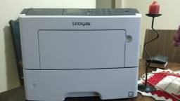 Impressora a Laser Monocromática (P/B) Lexmark MS610dn