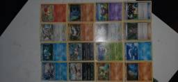 Lote Cartas Pokemon