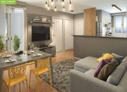 Apartamento Garden com 2 dormitórios à venda, 50 m² por R$ 175.000,00 - Jardim Vitória - B