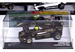 Lote Ayrton Senna 1:43