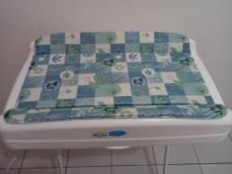 Banheira Burigotto Milena peixinho azul