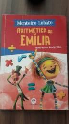 Livro - Aritmética da Emília