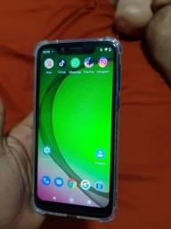 Título do anúncio: Moto G7 play 32 gigas com biometria