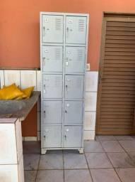 Armário de aço para escritório