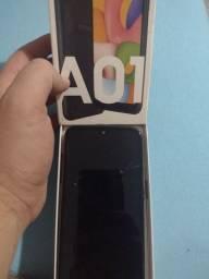 Título do anúncio:  Samsung  A01   leia descrição