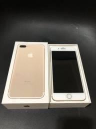 Título do anúncio: iPhone 7 Plus Dourado