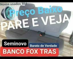 Banco Usado Traseiro Fox (((Preço Baixo)))