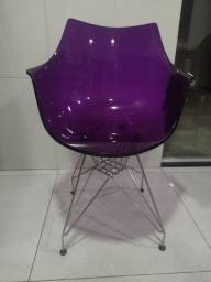 Título do anúncio: Cadeiras Torre Wave Acrílica