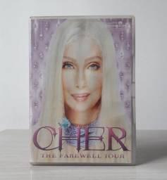 DVD Cher - The Farewell Tour (Versão Nacional)