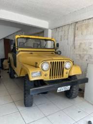 Título do anúncio: Jeep bernadao