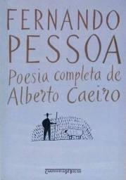 Título do anúncio: Livro - Poesia Completa de Alberto Caeiro [edição de bolso]