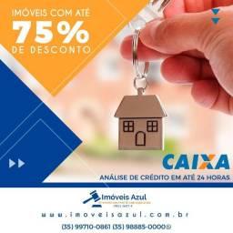 CASA NO BAIRRO INDUSTRIAL EM ARAGUARI-MG