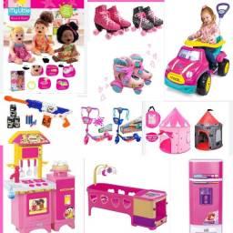 Título do anúncio: brinquedos para o dia  das crianças  produtos novos na caixa