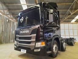 Título do anúncio: Scania P280 8X2 2018