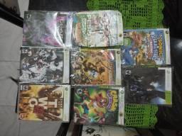 Vendo combo de jogos - Xbox 360