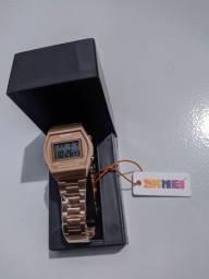 Relógio Digital Feminino Skmei