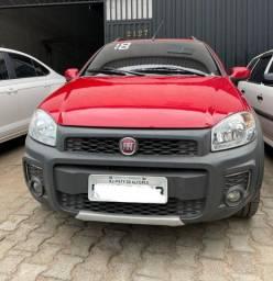 Título do anúncio: Fiat Strada 1.4 Cabine Dupla Hard Working 2018