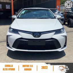 Título do anúncio: Toyota Corolla Hybrid - Altis - 2022 - 0Km - Pronta Entrega