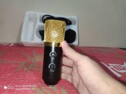 Microfone Condensador Profissional Mk-f100tl