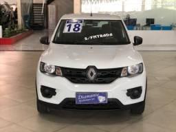 Título do anúncio: Renault Kwid 1.0 12v SCE ZEN 4ptas Flex
