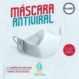 Título do anúncio: Máscara ANTIVIRAL NANOX