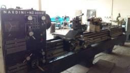 Torno mecânico NZ400