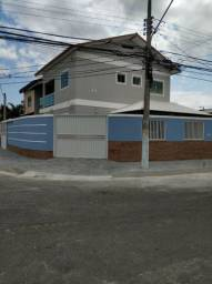 Casa 2 quartos no Pq. Santo Amaro