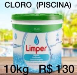 CL0R0 10kg. (Piscina)
