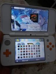 New Nintendo XL 2DS 32GB Desbloqueado muitos jogos e Freeshop Anapolis Goiania 12x81,00