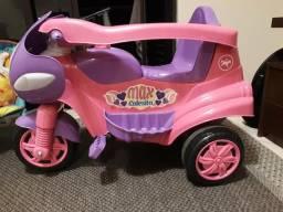 Triciclo infantil carselita