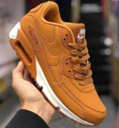 a1bad79b05 Tênis Nike Air Max 90 2018 Masculino Novo Na Caixa Top de Linha
