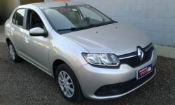 RENAULT  LOGAN 1.6 EXPRESSION 8V FLEX 2015 - 2016