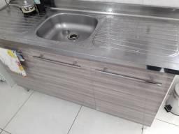 Usado, Armário e Gabinete de cozinha comprar usado  Diadema