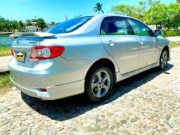 Toyota Corolla XRS 2014 pneus novos + Multimidia 50.900,00 - 2014