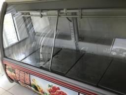 Balcão refrigerado gelopar