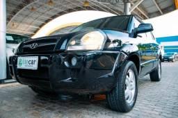 HYUNDAI TUCSON 2008/2008 2.7 MPFI GLS 24V 180CV 4WD GASOLINA 4P AUTOMÁTICO - 2008