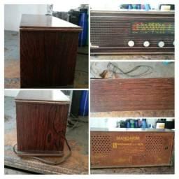 Rádio antigo mandarin wansat