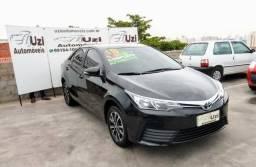 Toyota Corolla GLI 1.8 Flex Completo automático - 2018