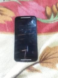 Moto G2 bateria viciada