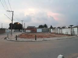Terreno 845m2 Esquina B. Planalto p/ Barracão
