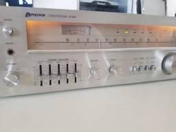 Amplificador Receiver Model PR-4080