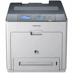Impressora samsung clp 775nd (laser colorida)