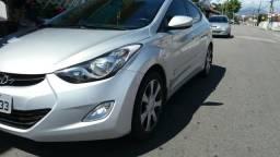 Hyundai Elantra 1.8 aut** teto solar - 2013